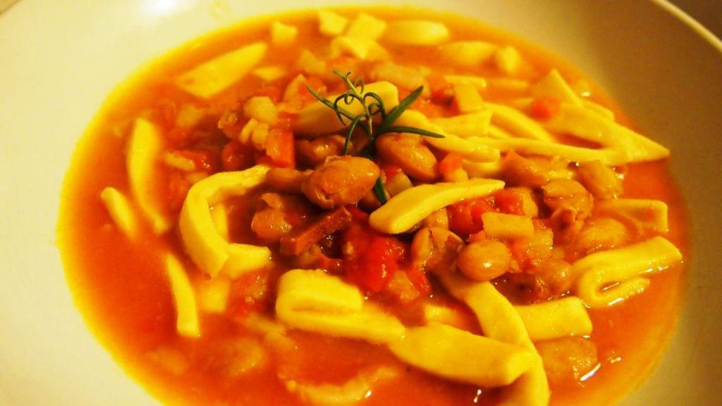 Rezept Pasta e Fagioli aus den Abruzzen
