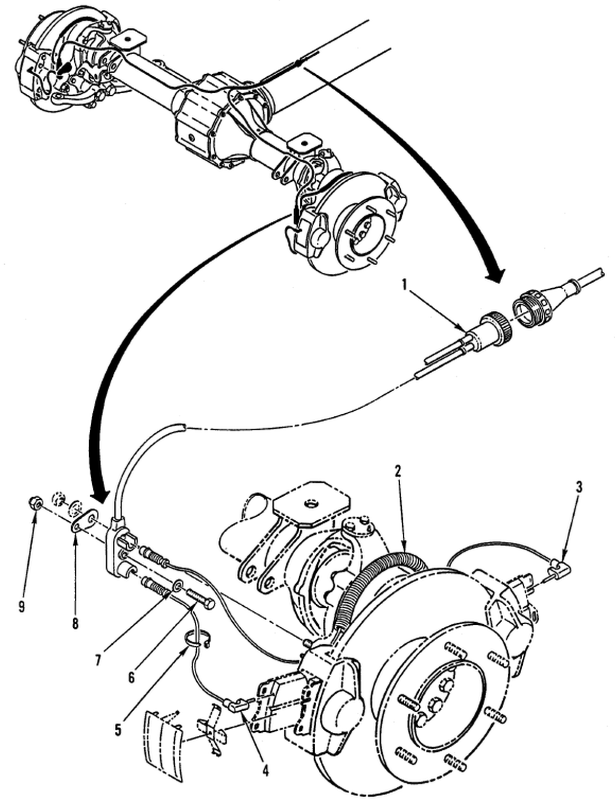 00 2 Figure 101 Hull Or Chassis Wiring Harness