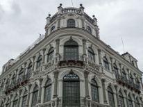 beeindruckende Häuser in Quito