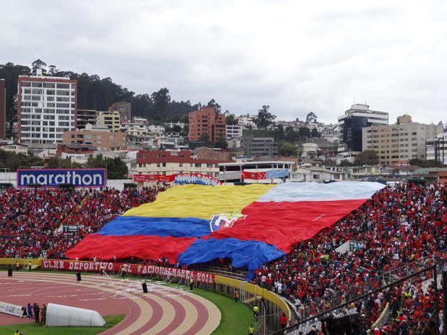 El Nacional vs Barcelona