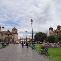 Stadtkern von Cusco