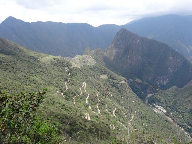 das Tal des Machu Picchu