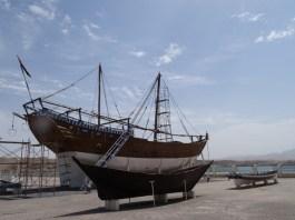 Osmanisches Dau-Schiff