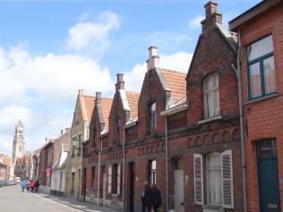 Häuserfronten