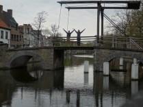 alte Kanal-Brücke