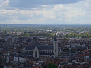 Mechelen von oben