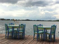 Mittagspause mit Meer Blick