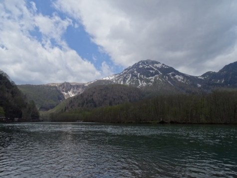 Japanische Alpen