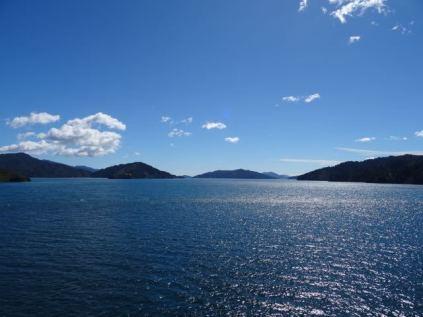 Ausblick auf die Südinsel