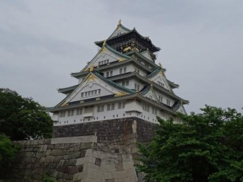 Burg von Osaka