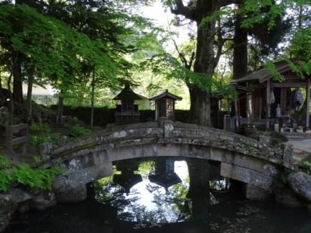 uralte Brücke