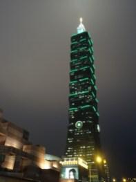 Beleuchtung in grün