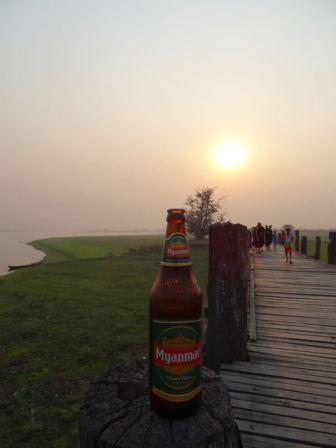 good bye Myanmar