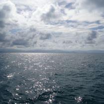 auf dem Weg zum Riff
