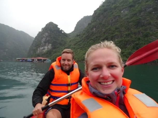 Kayak-Tour