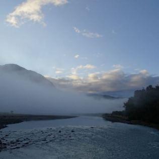 Nebel & Wasser