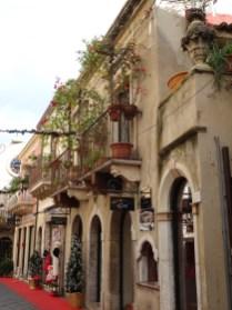 Innenstadt von Taormina