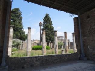 Tempel-Säulen