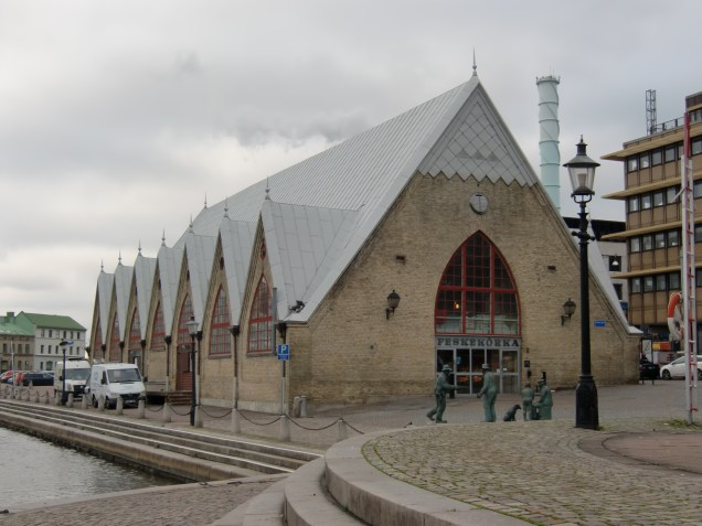 Feskeköra - der Fischmarkt von Göteborg