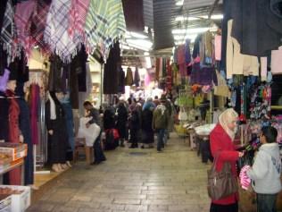 Souq in Tel Aviv