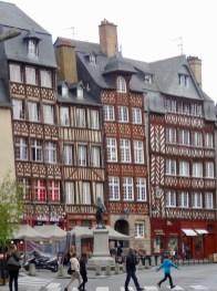 Place Du Champ-Jacques, Rennes