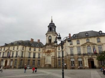 Place de la Mairie, Rennes