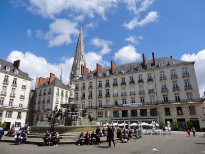Place Royal, Nantes