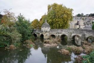 Brücke von Bradford-on-Avon