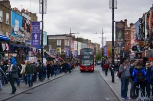 Camden in London