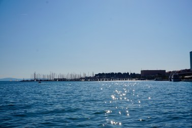Der Yachthafen