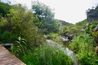 Secret Waterfalls bei Jeffrey's Bay