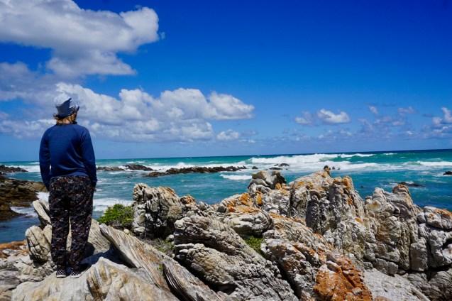 Anna am Cape Agulhas