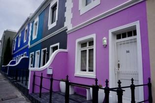 Bemalte Häuser