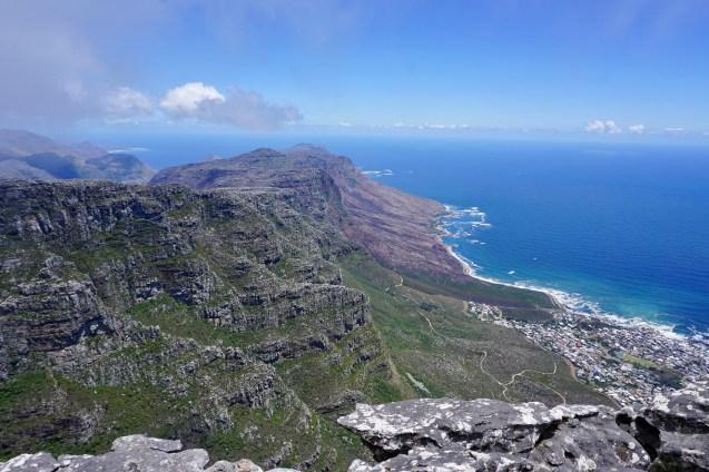 Tafelberg besteigen