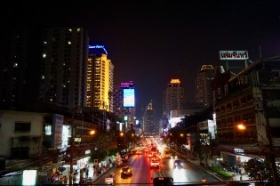 Nacht in Bangkok