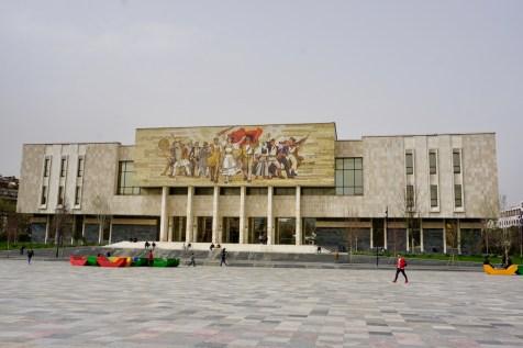 Museum in Tirana