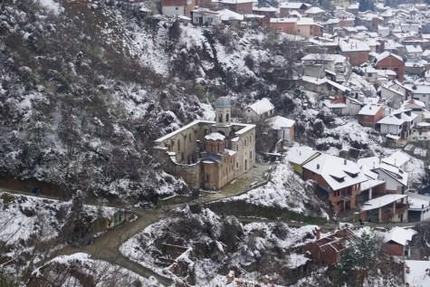 Kirchen im Kosovo