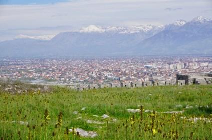 Albanien hat viele Berge