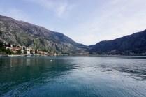 Adriaküste bei Kotor