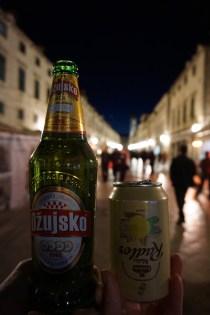Kaltgetränke in Kroatien