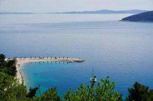 Bucht der Adria