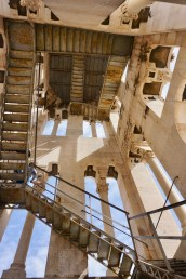 Treppe im Glockenturm