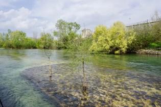 Hochwasser in Herzegowina