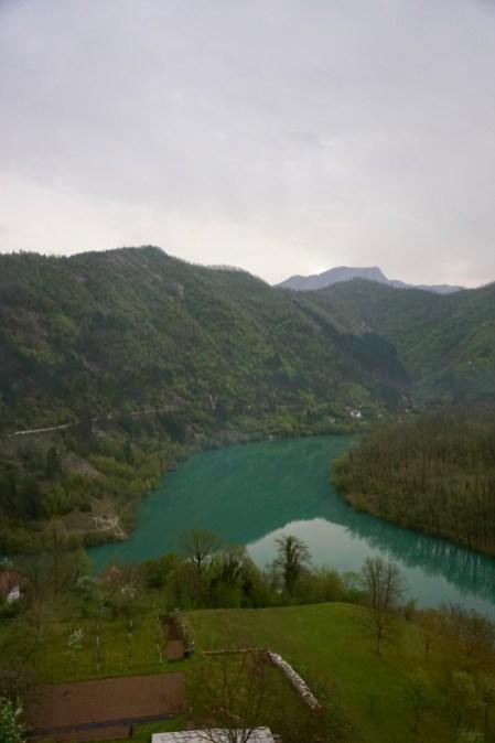 Frühling im Balkan