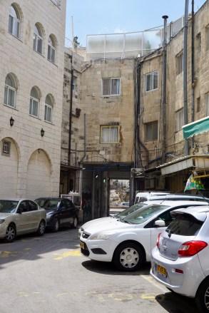 Busfahrt nach Amman