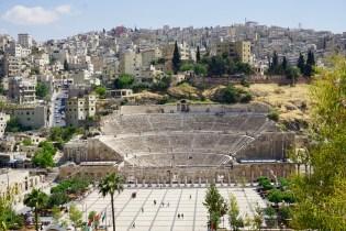 Römisches Theater in Jordanien