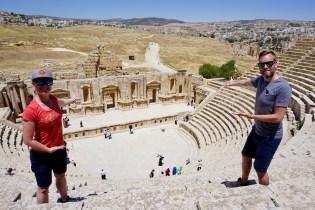 Historisches, römisches Theater