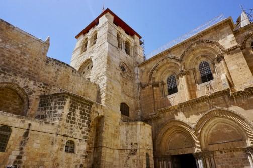 Grabeskirche von Jerusalem