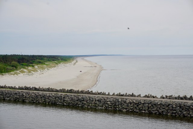 Ostsee-Strand in Litauen