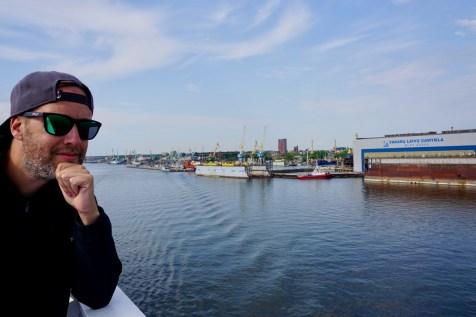 Hafen in Litauen